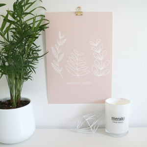 Blooming Lovely Print