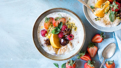 Six Healthy Breakfast Ideas to Fuel Your Workout