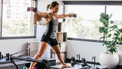 The Home Gym Makeover: 10 Easy Ideas to Try Right Now