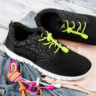 Proworks Fitness No-Tie Laces