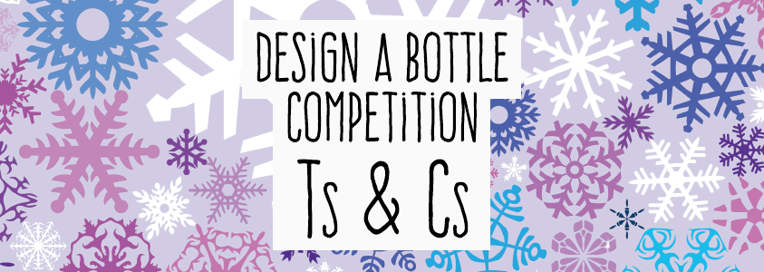 Proworks Fitness - Design a Bottle Competition - Terms and Condition