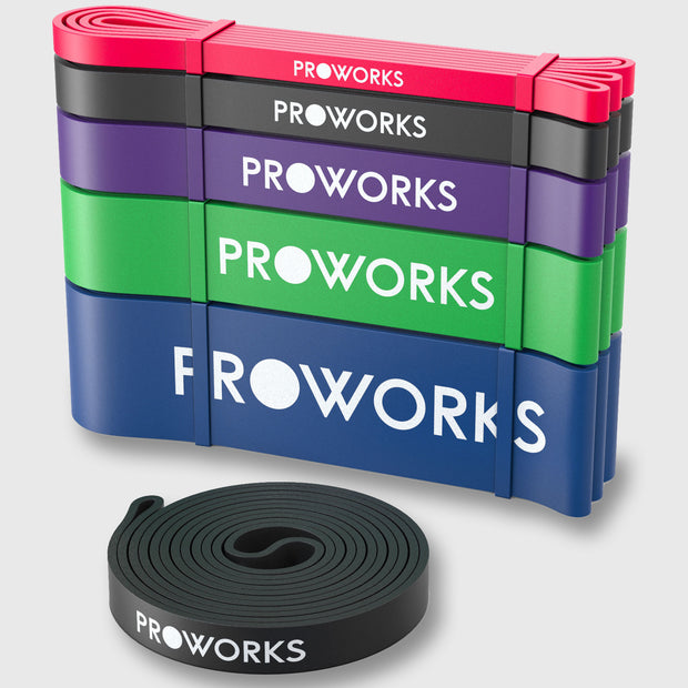 Proworks Fitness Pull Up Resistance Bands