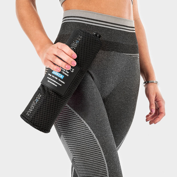 Proworks Glute Bands In a Carry Pouch
