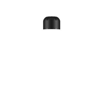 All Black 350ml Lid