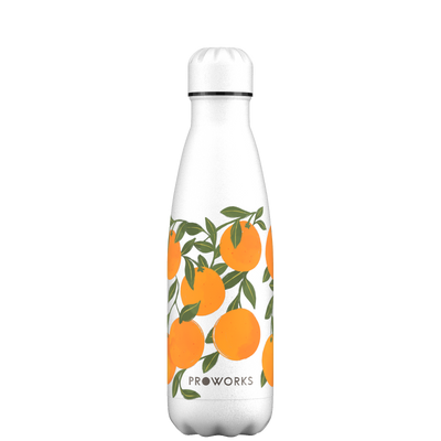 Proworks Orange Grove 500ml Water Bottle