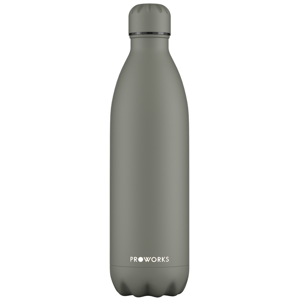 Proworks Gravity Grey 1L Water Bottle