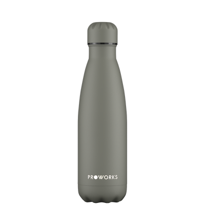 Proworks Gravity Grey 500ml Water Bottle