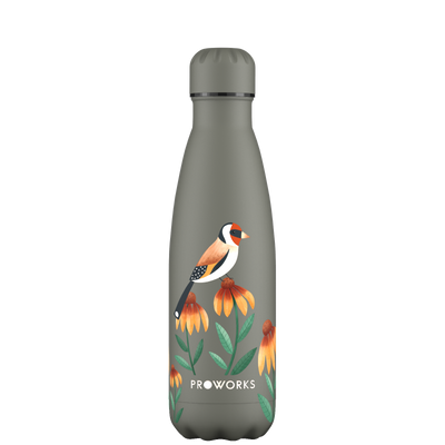 Proworks Goldfinch 500ml Water Bottle