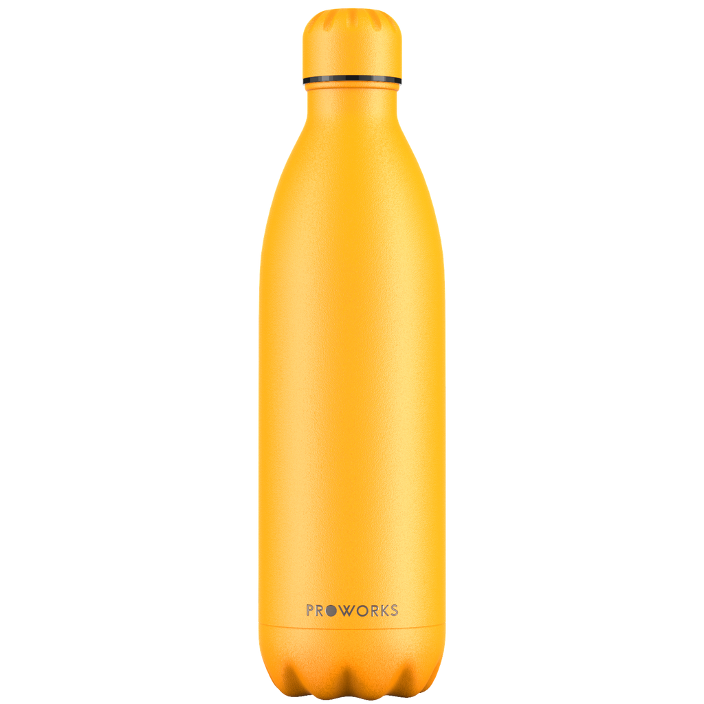 Proworks Mellow Yellow 1L Water Bottle