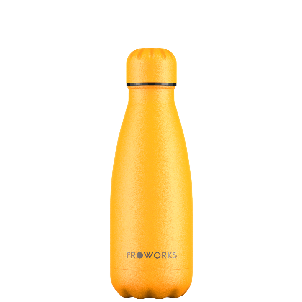 Proworks Mellow Yellow 350ml Water Bottle