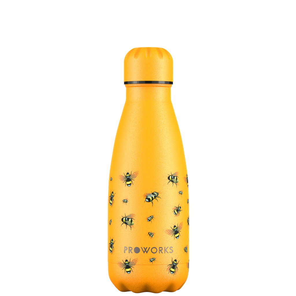 Proworks Mellow Yellow Bee 350ml Water Bottle