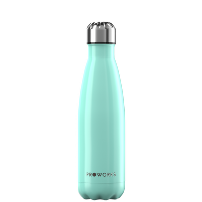 Proworks Metallic Green 500ml Water Bottle