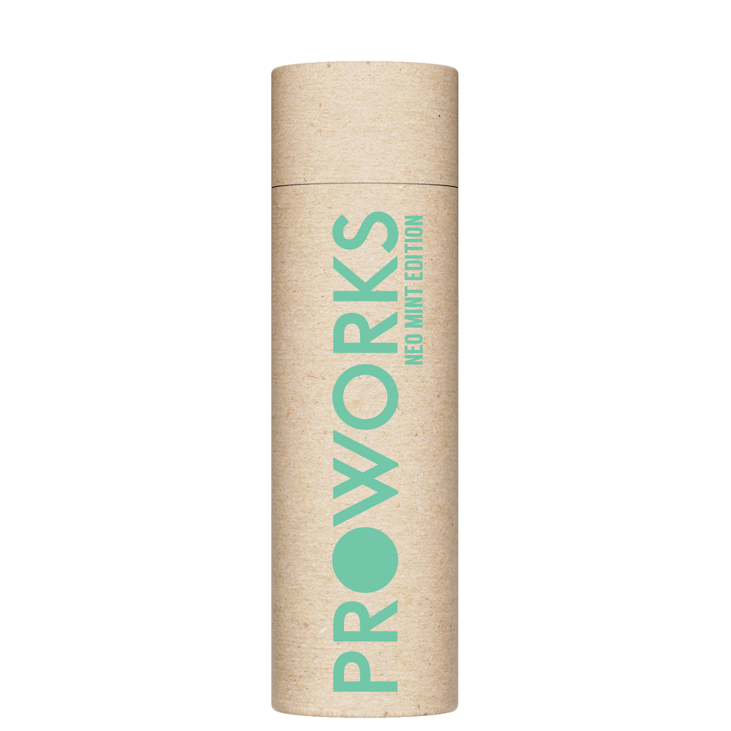 Proworks Neo Mint 500ml Water Bottle Packaging