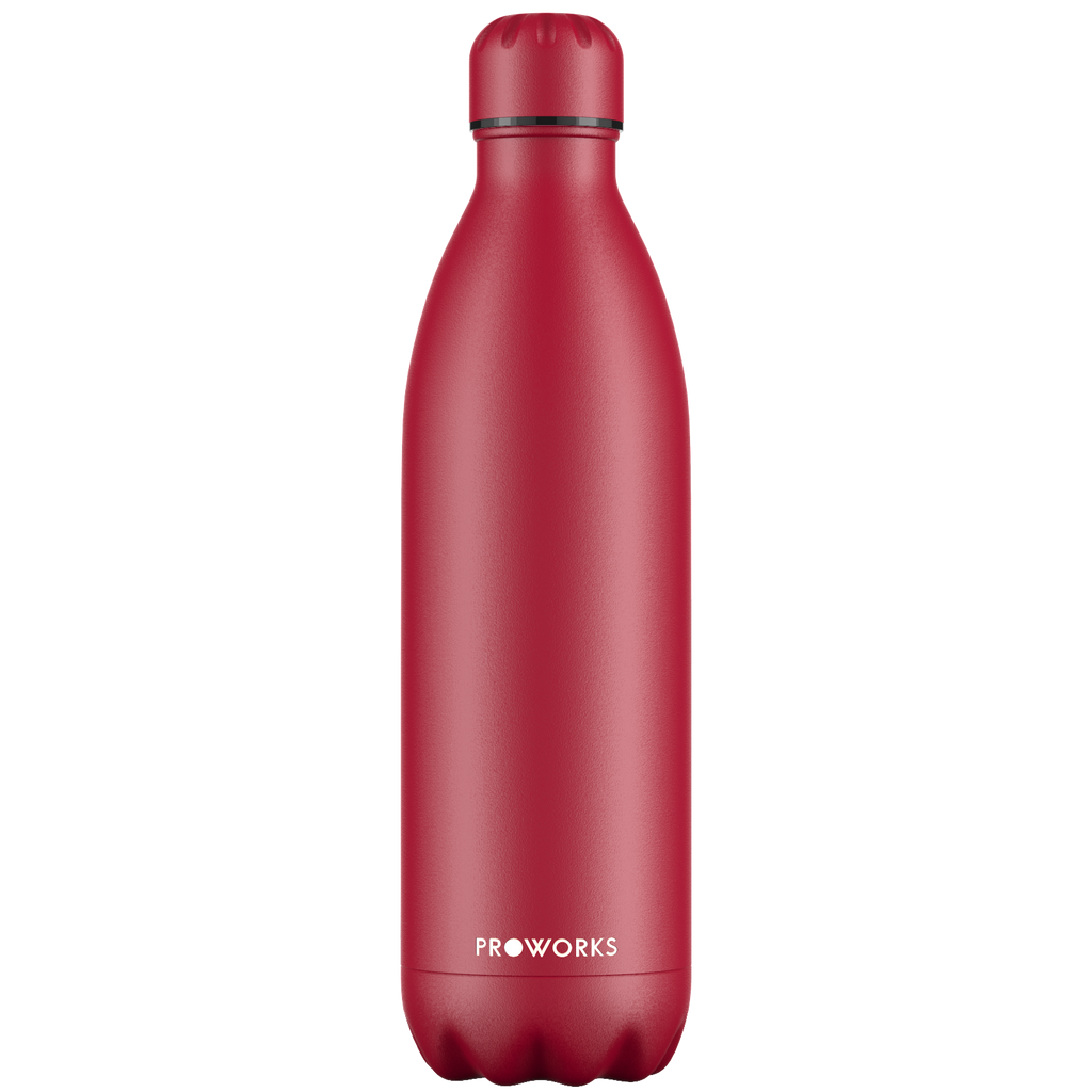 Proworks Organic Grape 1L Water Bottle