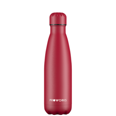 Proworks Organic Grape 500ml Water Bottle
