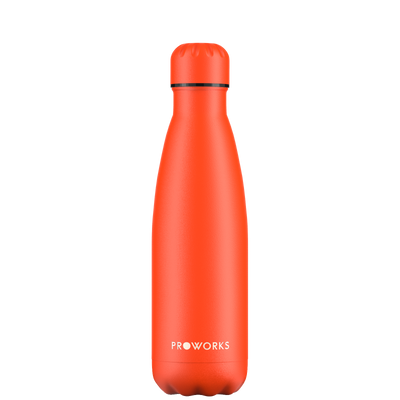 Proworks Oxy Fire Red 500ml Water Bottle