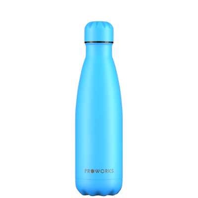Proworks Powder Blue 500ml Water Bottle