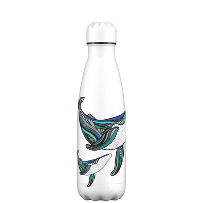 Proworks White Whale 500ml Water Bottle