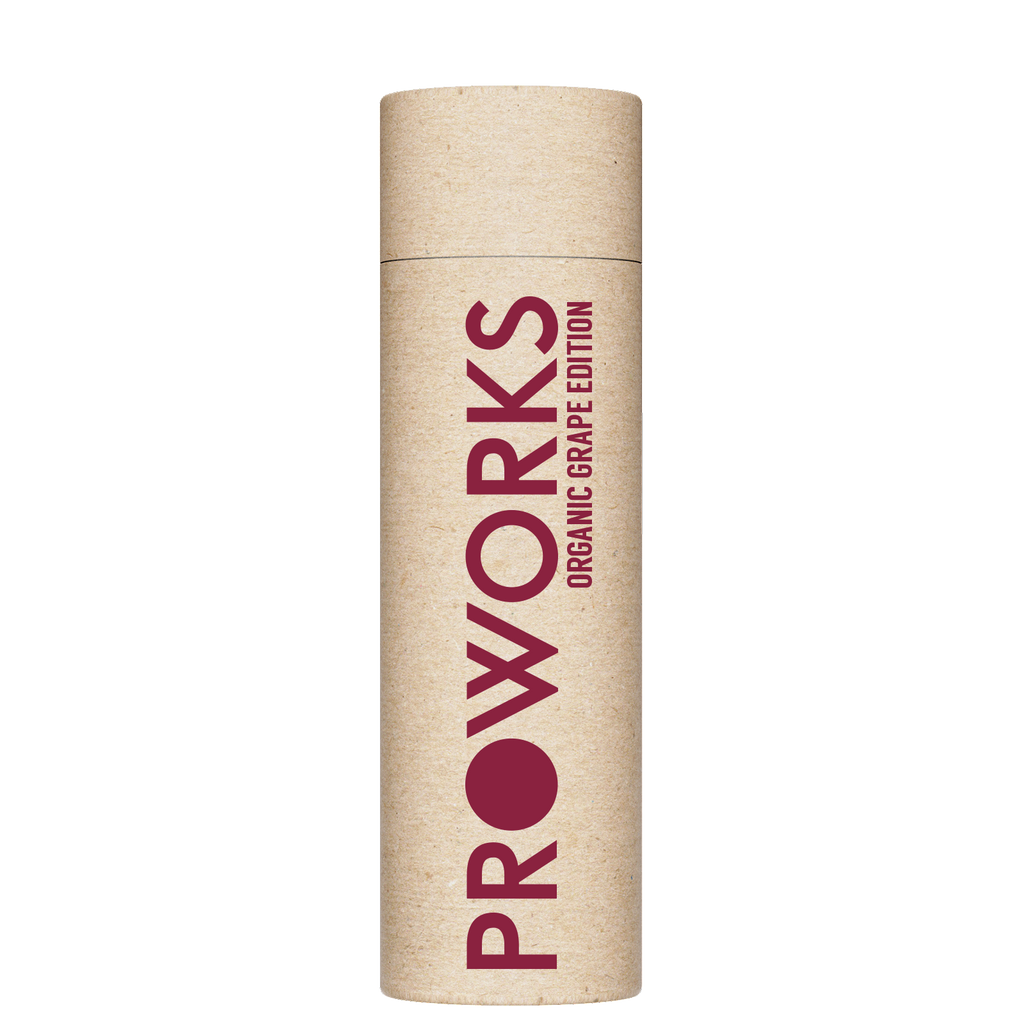 Proworks Organic Grape 500ml Packaging