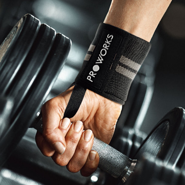 Weight Lifting Wrist Straps