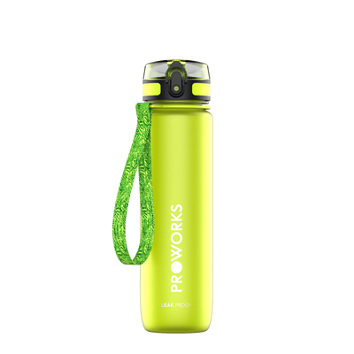 Proworks Green 500ml Sports Bottle