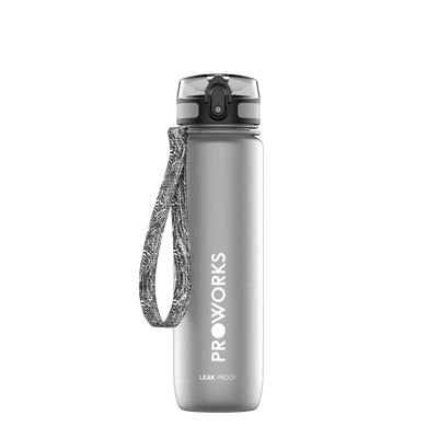 Proworks Grey 500ml Sports Bottle