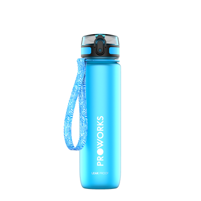 Proworks Light Blue 500ml Sports Bottle