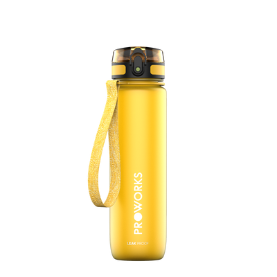 Proworks Sunflower Yellow 500ml Sports Bottle
