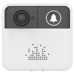 Smart Home WiFi HD Visual Camera and Two Way Audio Intercom  Doorbell - oltrends