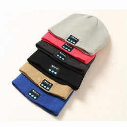 Stylish Bluetooth Music Bonnet - oltrends