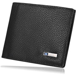 Smart Leather Wallet GPS Tracker - oltrends