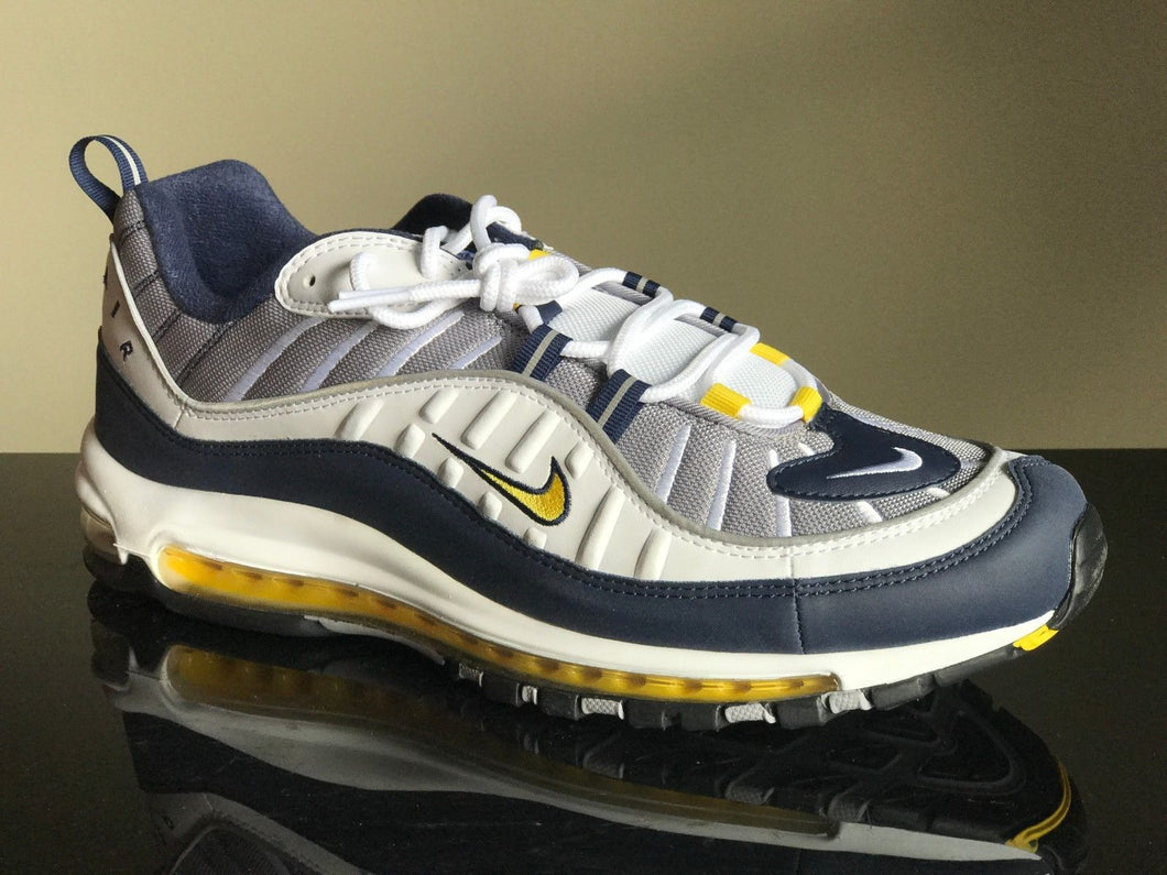 factory price 51aaf 0af97 Nike Air Max 98 Tour Yellow