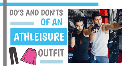 Do's And Don'ts Of An Athleisure Outfit