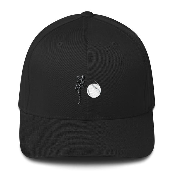 Baseball Structured Twill Cap