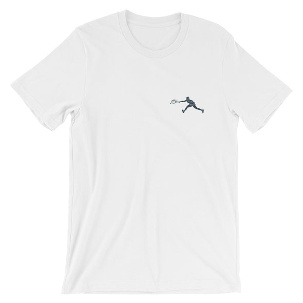 Tennis Player  Short-Sleeve Jersey T-Shirt