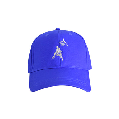 Basketball Dunker Hat Blue