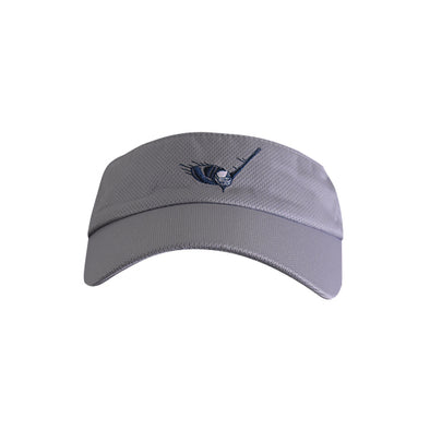 Golf Ball with Driver Logo Visor Grey