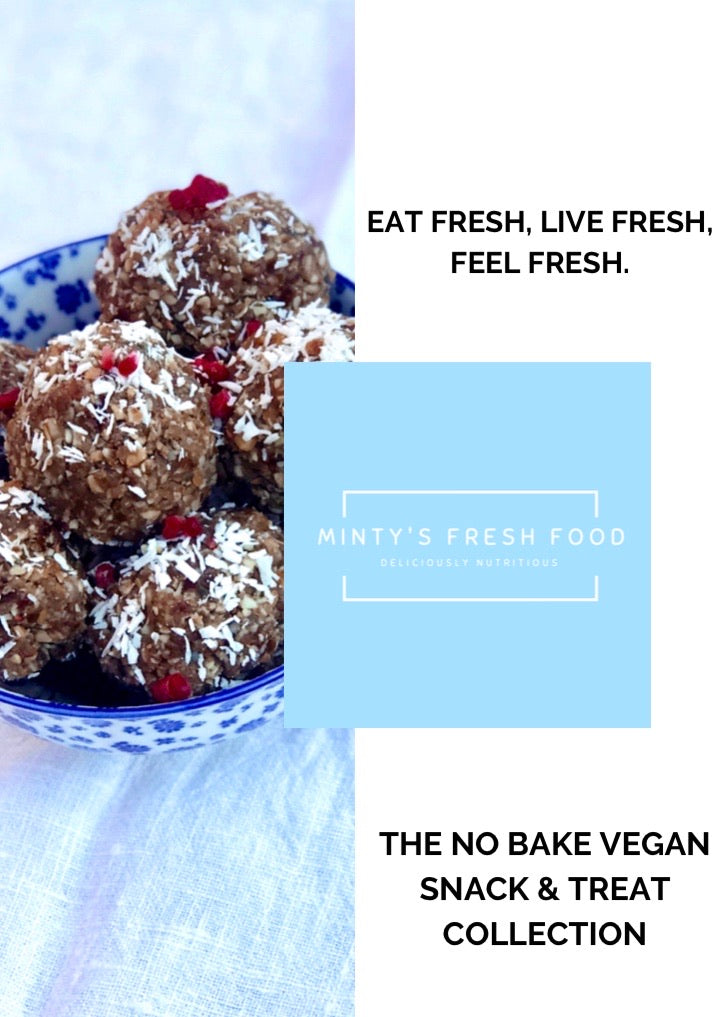 The No Bake Vegan Snack Collection - A Guide to Self Improvement PDF Document - Fitness