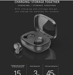 Ultimate Wireless + Waterproof Earphones