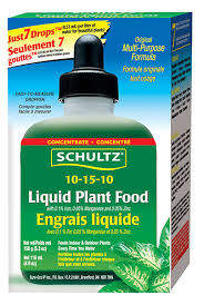 Schultz Fertilizer Liquid Plant Food 10-15-10 150g