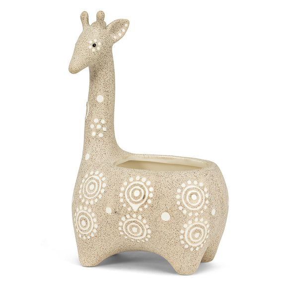 Giraffe Safari Planter 7