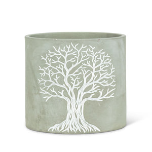 Tree of Life Planter 6.5""