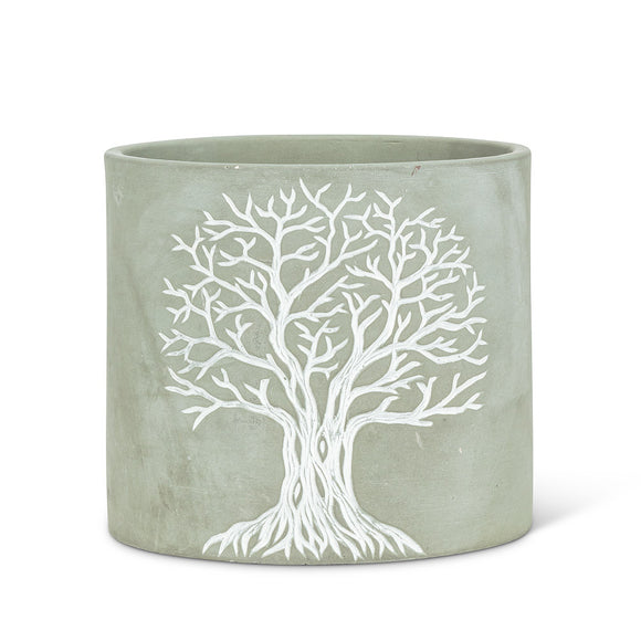 Tree of Life Planter 6.5