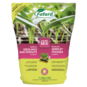 Agro Mix Soil/ Seedlings & Sprouts 10 lt