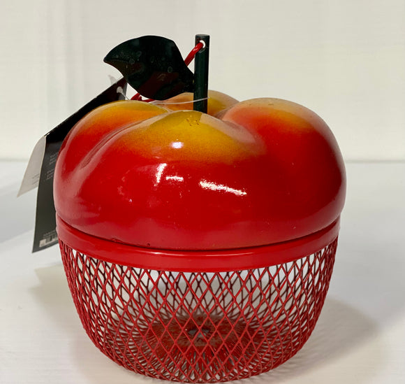 Bird Feeder Apple