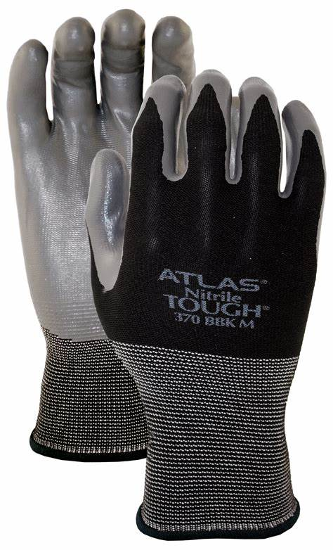 Men's Gloves Black Hawk Lg & XL