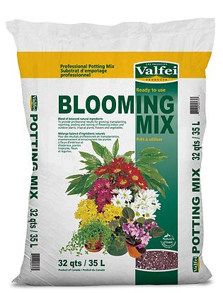 Valfei Indoor/Outdoor Potting Soil 17.6L