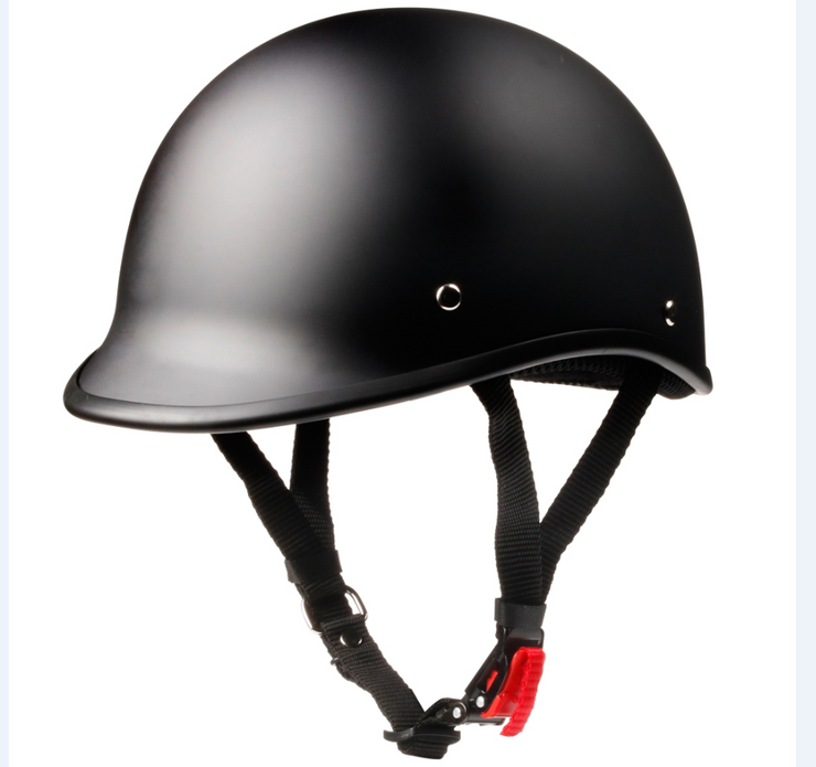 The Polo™ Motorcycle Helmet DOT Approved Low Profile Mayans Style