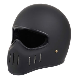 Lane Splitter Fiber Glass Helmet