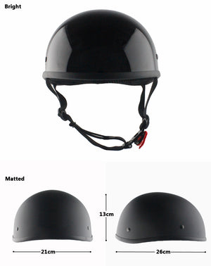 Beanie Helmet WSB Harley motorcycle helmet DOT approved LESS THAN $88 usd FREE DELIVERY